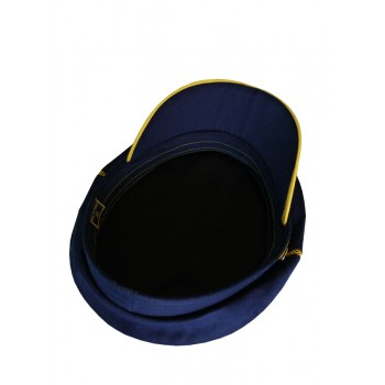 Капитанска Шапка - Тъмно синя Капитанска Шапка - Тъмно синя