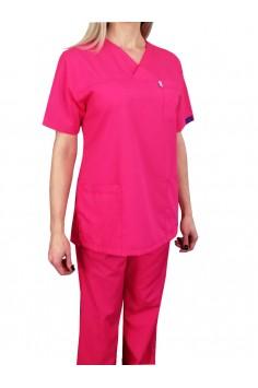 Дамски Медицински Комплект в Розово