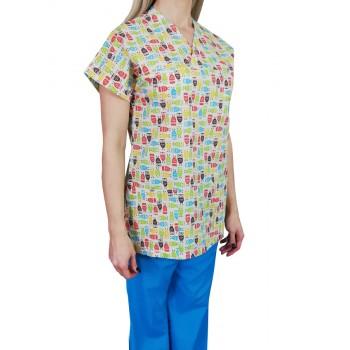Медицинска Туника Cinar Туника 3903