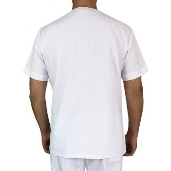 Медицинска Туника Cinar Туника Бяла