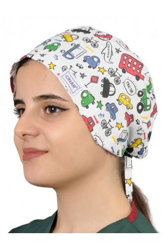 Хирургична шапка Хирургична шапка 2106