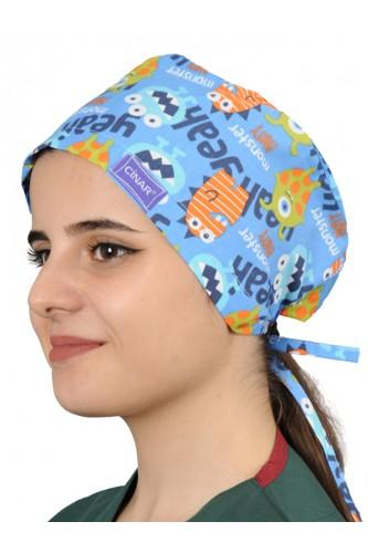 Хирургична шапка Хирургична шапка 2108