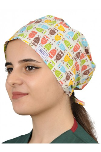 Хирургична шапка Хирургична шапка 3903
