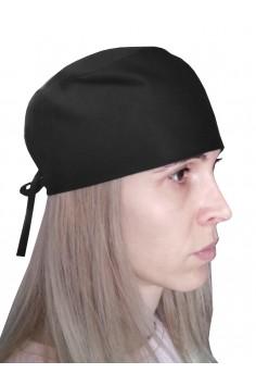 Хирургична шапка Черна