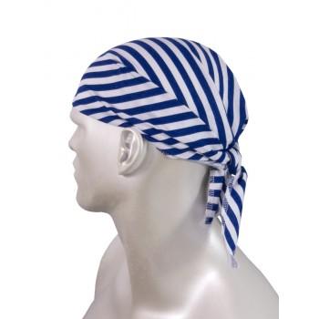 Триъгълна Кърпа за глава - Морска Триъгълна Кърпа за глава - Морска