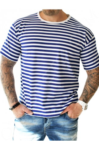 Моряшка Тениска с Къс Ръкав Моряшка Тениска с Къс Ръкав
