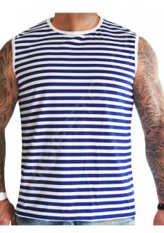 Моряшка тениска Без ръкав
