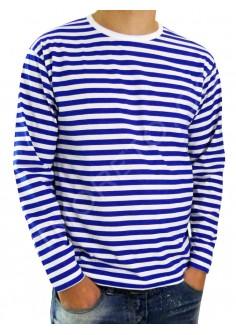 Моряшка блуза с Дълъг ръкав