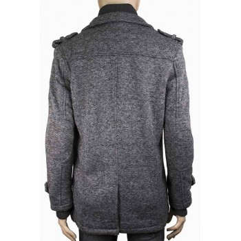Спортно-елегантно мъжко палто
