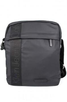 Голяма мъжка черна чанта