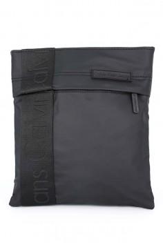 Мъжка чанта с текстилна лента