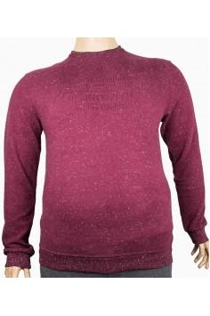 Мъжка топла блуза (от 2XL до 5XL)