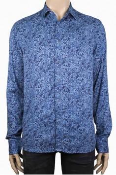 Мъжка риза с бамбукови влакна