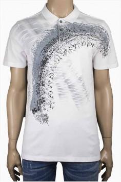 Стилна тениска Морска вълна
