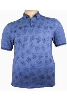 Мъжка тениска с принт (от 3XL до 5XL)