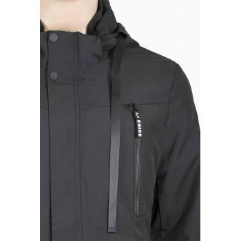 Мъжко пролетно яке, издължен модел