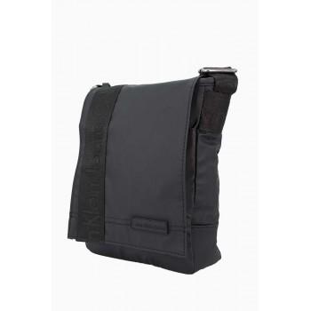 Мъжка чанта с капак