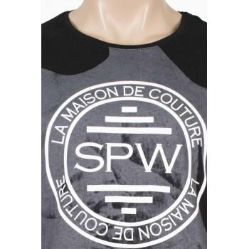 Тънка трикотажна блуза SPW