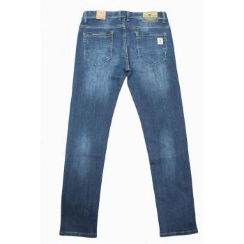 Класически сини дънки (Големи размери)