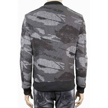 Мъжко яке в сиво, тип Флай
