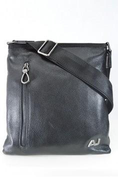 Модерна мъжка чанта с две лица