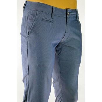 Модерен мъжки спортно-елегантен панталон в два цвята