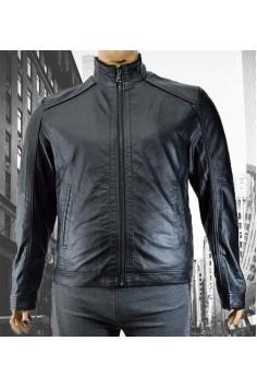 Модерно мъжко спортно-елегантно яке (от 2XL до 6XL)