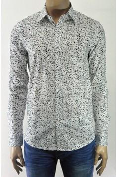 Стилна мъжка риза в два цвята