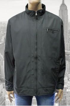 Пролетно-есенно мъжко яке в черно