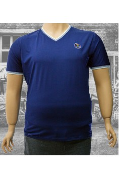 Стилна мъжка тениска (от 3XL до 6XL)