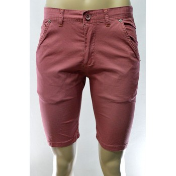 Мъжки къси панталони в червено