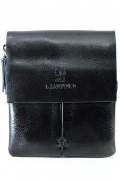 Малка мъжка чанта с капак