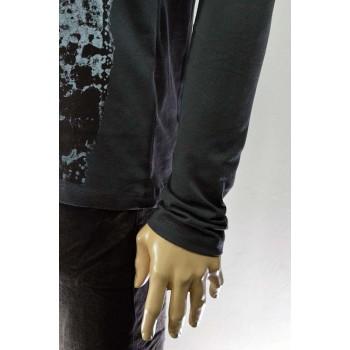 Мъжка блуза с шарен принт