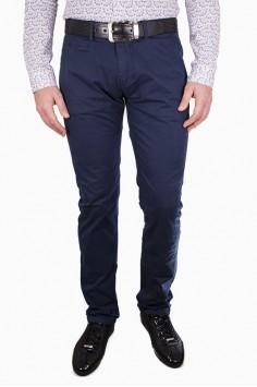 Мъжки панталон в тъмно синьо