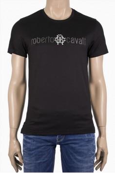 Мъжка тениска с капси